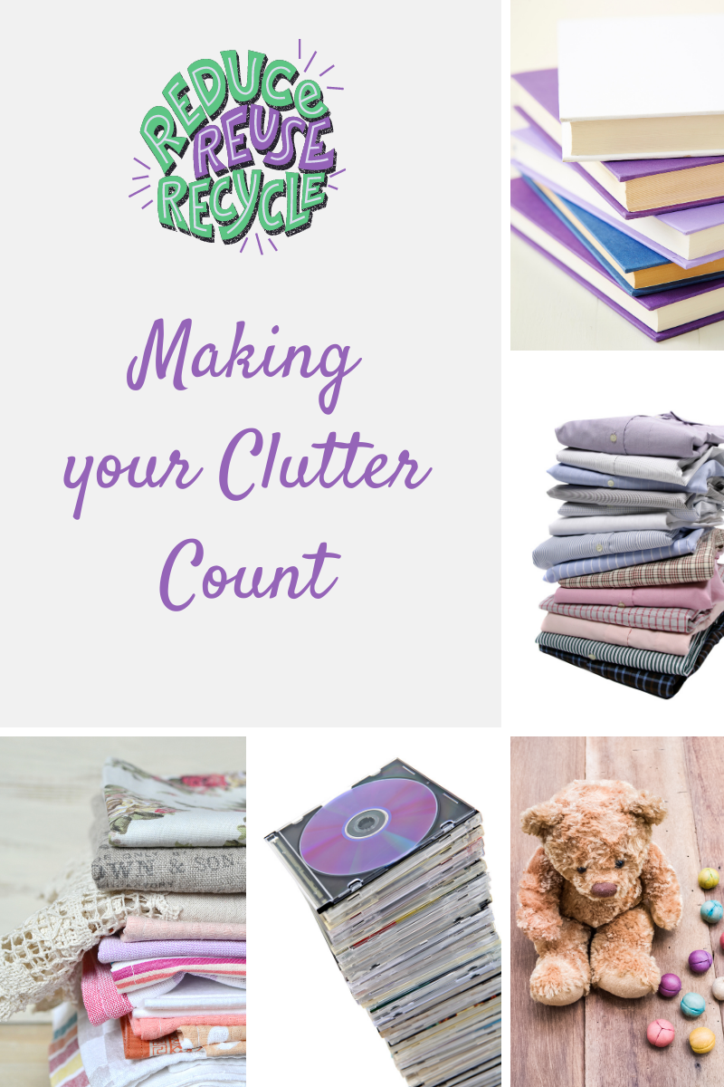 Making your clutter count, ideas for rehoming after decluttering