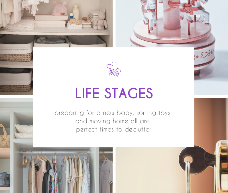 What is decluttering?