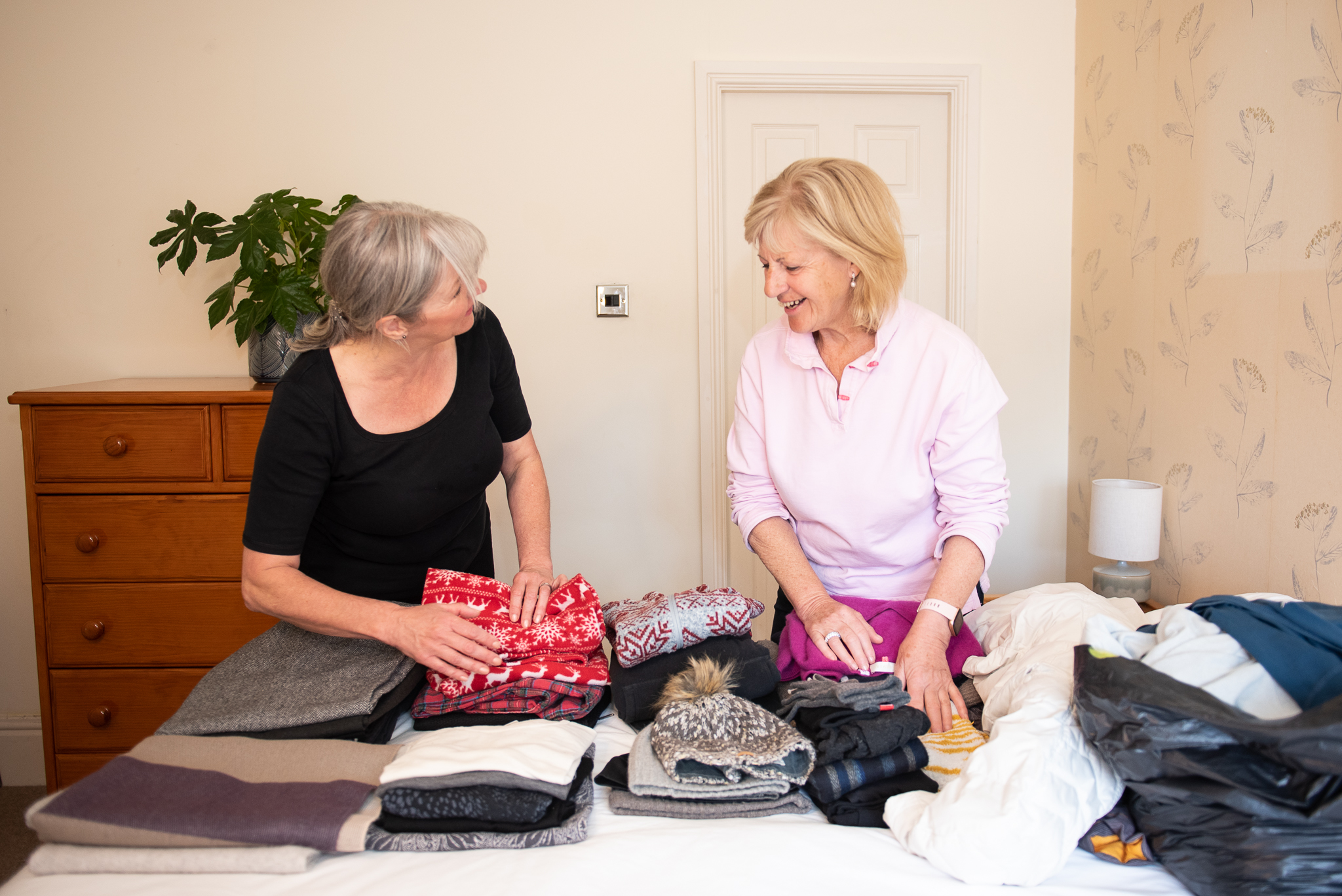 Professional decluttering services minimise the unnessary items cluttering your home